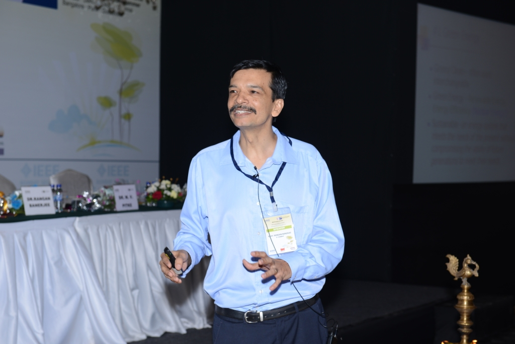 Keynote Address - Dr. Rangan Banerjee