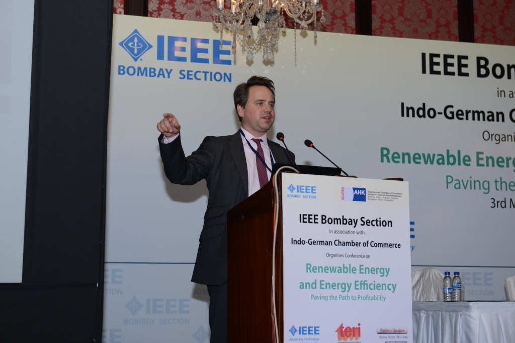 Invited Speaker - Mr. Markus, IGEF