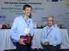 Felicitation of Dr. Banerjee by Dr. Pitke